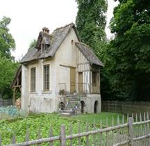 Yvelines Versailles Petit Trianon Hameau reine Boudoir