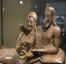 Etrusques.Sarcofagio degli Sposi Cerveteri Rome Villa Giulia