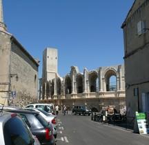 Bouches du Rhone Arles Amphithéatre