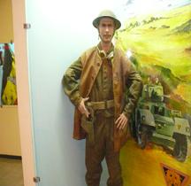 2eGM 1944 Brigade Piron ( Bruxelles)