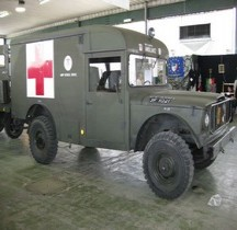 Kaiser Jeep M 725 Ambulance