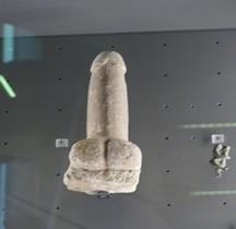 Religion Ex Voto Fascinus Calcaire Mougins