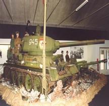 T 34/85 modele 1950