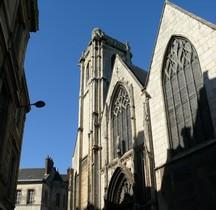 Seine Maritime Rouen Église Saint-Godard