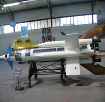 Missile Sol Air SALP PARCA Saumur