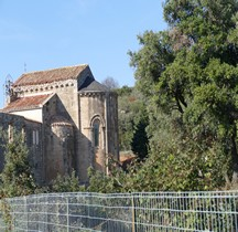 Hérault Fontcaude Abbaye Eglise St Marie