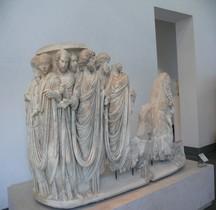 Rome Sarcophage d' Acilia Italie Rome Museo Nazionale
