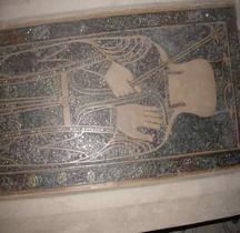 Seine St Denis St Denis Basilique 1.2.1 Frénégonde Dalle