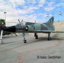 Dassault Mirage III CJ Hatzerim IAForce Museum