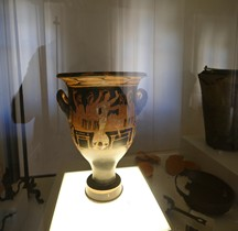 Grande Grèce Campanie Céramique Cratère Cloche Ferrare