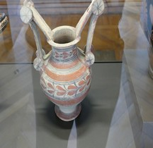 Grande Grèce Messapie Céramique Trozelle Louvre