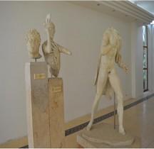 Statuaire Rome Sperlonga Groupe Vol du  Palladium