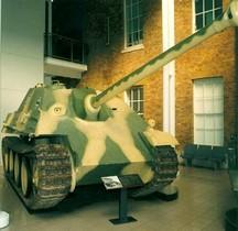 Jagdpanther Mitte Londres