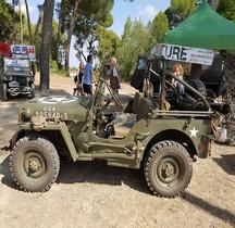 Jeep Hotchkiss M201 Pezenas 2018
