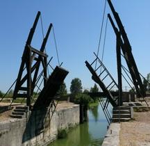 Bouches du Rhone Arles Pont Van Gogh