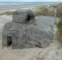 01 SF Flandres SS Flandres B01bis Blockhaus Dunes La Rochelle Bray-Dunes Nord