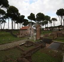 Rome Via Appia Via Latina Sepolcro dei Pancratii