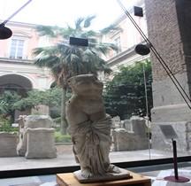 Statuaire Panthéon Venere Sinuessa Naples