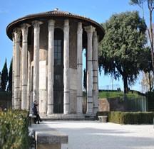 Rome Rione Ripa Forum Boarium  Temple Hercule Olivarius