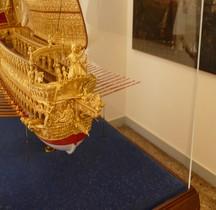 Venise Bucentaure 1729 Maquette