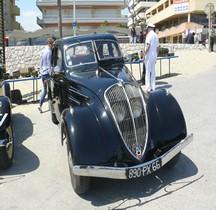 Peugeot 302 Berline Canet en Roussillon
