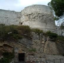 Bouches du Rhone Arles Murailles