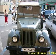 Roumanie ARO M 461