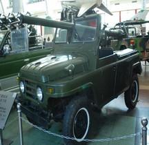 BJ212A avec canon SR 105mm Type 75 ( Pekin)