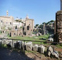 Rome Rione Campitelli Forum Romain Regia