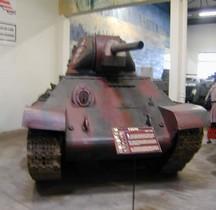 T 34/76 modèle 1941 Saumur