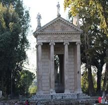 Rome Villa Borghese Jardins