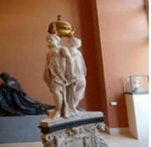 Statuaire Renaissance Monument Coeur Henri II Germain Pilon Paris Louvre