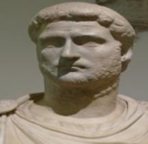 Statuaire 6 Empereurs.18 Gallien Rome Palazzo Altemps