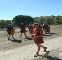 Legion Troupes Auxillaires Funditor Frondeur Rhodes