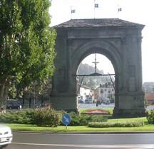 Aoste Arc d 'Auguste