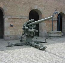 Canon Anti Aérien 8.8cm  Flak 18 Barcelone