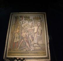 Mosaïque Rome France Cap d'Agde Chatiment Marsyas