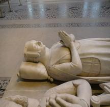 Seine St Denis St Denis Basilique 4.1.3.1.2 Marie de la Cerda  Gisant