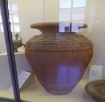 Etrurie Céramique Pythos Rome MNE