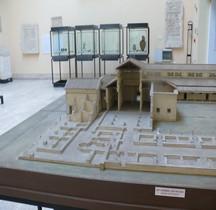 Castrum Valetudinarium Maquette Rome