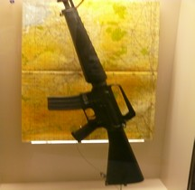 Fusil Assault M16A1 Colt Model 603 Londres