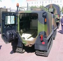 Bandvagn 206 Bv 206 Montpellier 2000 Remorque