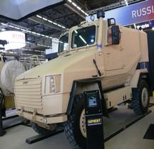 Supacat MRAP SPV 400 Eurosatory 2012