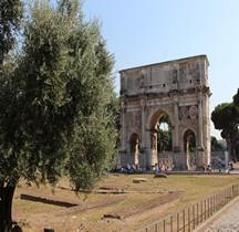 Rome Rione Celio Arc de Triomphe de Constantin