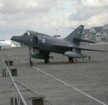 Dassault Étendard IV Le bourget