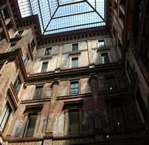 Rome Rione Trevi Galleria Sciarra