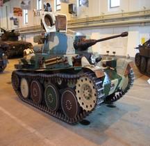 LTH Pz 39 Thun Après Restauration
