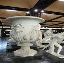Statuaire Rome Vase Borghèse