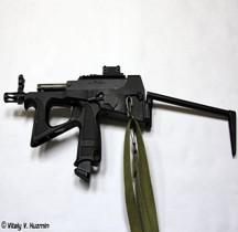 Pistolet Mitrailleur PP 2000
