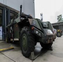 Geschütztes Fahrzeug System Rheinmetall GEFAS